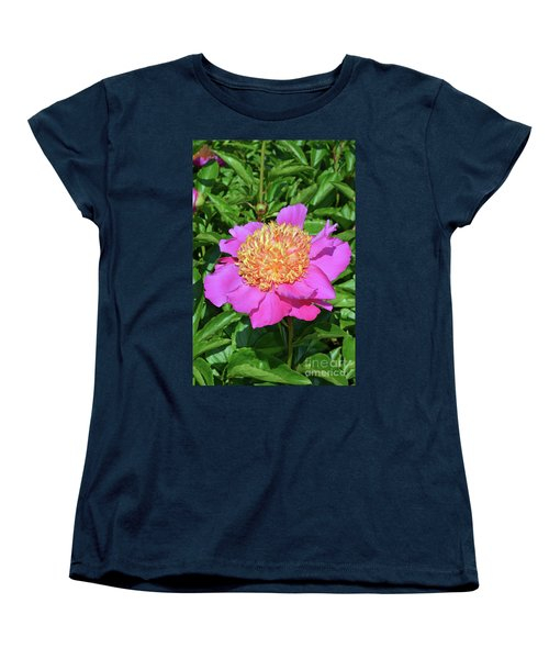 Peony 10 Women's T-Shirt (Standard Cut)