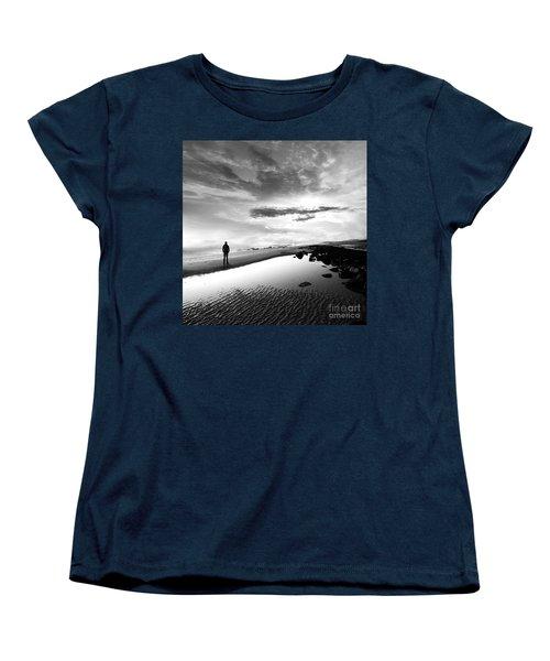 Per Sempre Women's T-Shirt (Standard Cut) by Jacky Gerritsen