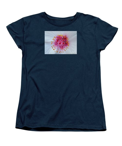 Perfect Flower Pestle Women's T-Shirt (Standard Cut) by Jasna Gopic