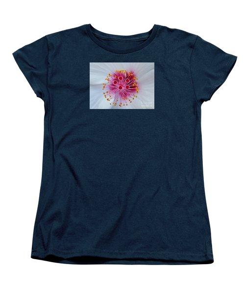 Perfect Flower Pestle Women's T-Shirt (Standard Cut)