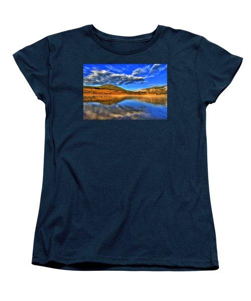 Perfection Women's T-Shirt (Standard Cut) by Scott Mahon