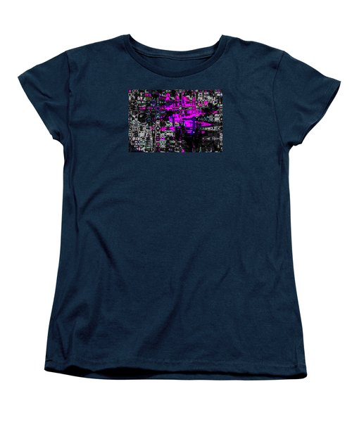 Persons,places,things 2 Women's T-Shirt (Standard Cut) by Penny Lisowski