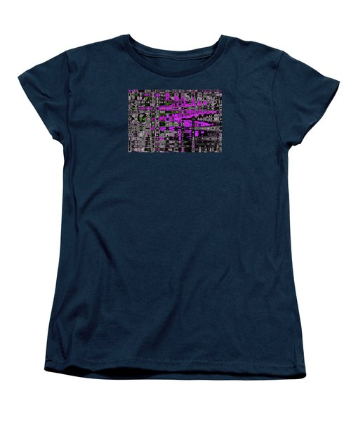 Persons,places,things Women's T-Shirt (Standard Cut) by Penny Lisowski