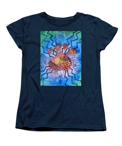 Pet Love Women's T-Shirt (Standard Cut) by Thomasina Durkay