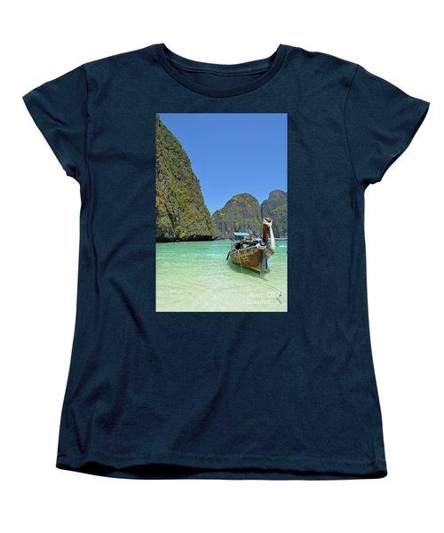 Phi Phi Islands 3 Women's T-Shirt (Standard Cut) by Eva Kaufman