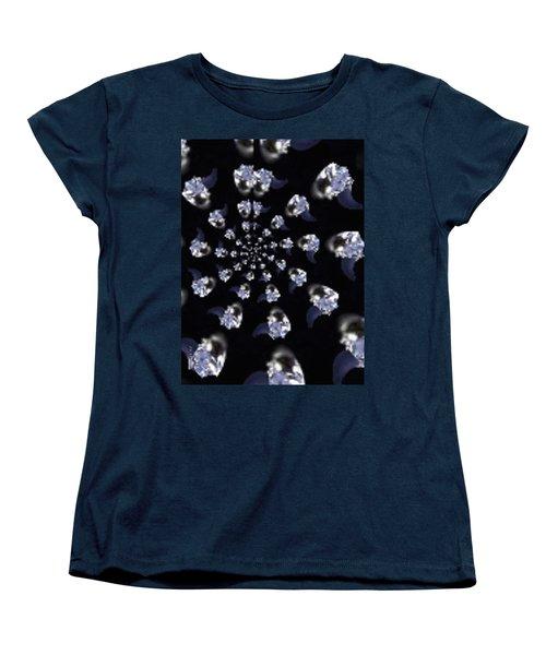 Phone Case Designs Women's T-Shirt (Standard Cut) by Debra     Vatalaro