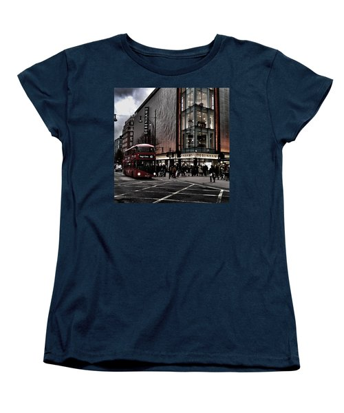 Piccadilly Circus Women's T-Shirt (Standard Cut)