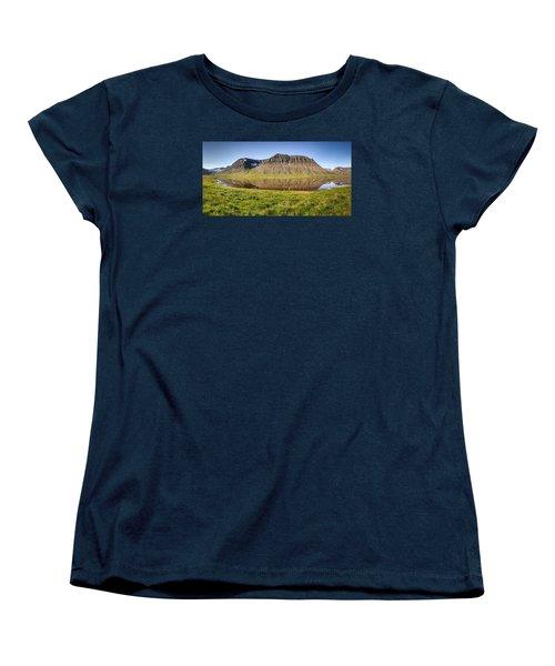 Picnic - Panorama Women's T-Shirt (Standard Cut) by Brad Grove