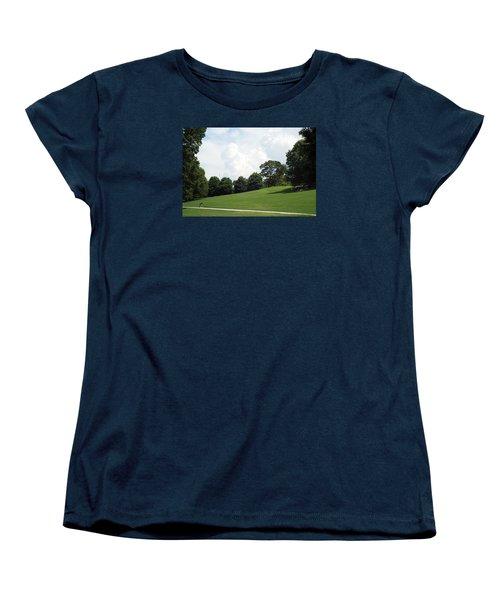 Piedmont Park Women's T-Shirt (Standard Cut) by Jake Hartz