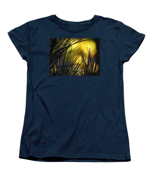 Pineview Women's T-Shirt (Standard Cut) by Betty-Anne McDonald