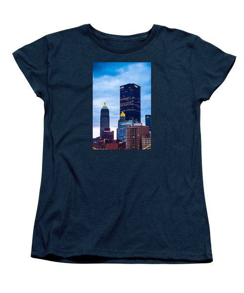 Pittsburgh - 7012 Women's T-Shirt (Standard Cut) by G L Sarti
