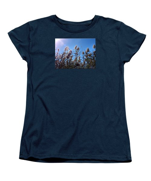 Plants Women's T-Shirt (Standard Cut) by Mikki Cucuzzo