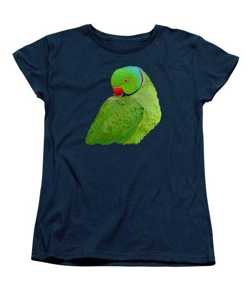 Plucking My Feathers Women's T-Shirt (Standard Cut) by Pamela Walton