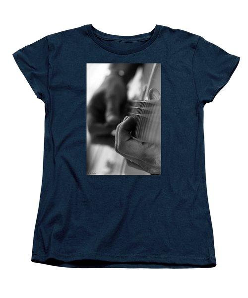 Poetry Of Sound Women's T-Shirt (Standard Cut) by Lauren Radke