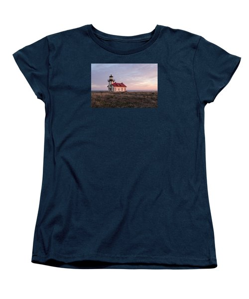 Point Cabrillo Light House Women's T-Shirt (Standard Cut) by Catherine Lau