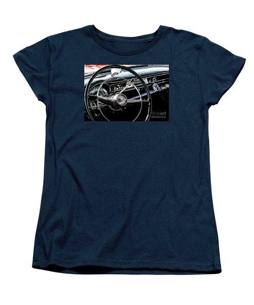 Women's T-Shirt (Standard Cut) featuring the photograph Pontiac Gto by Brad Allen Fine Art