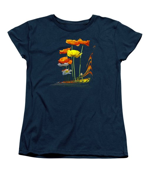 Poppy Pirouette Women's T-Shirt (Standard Fit)