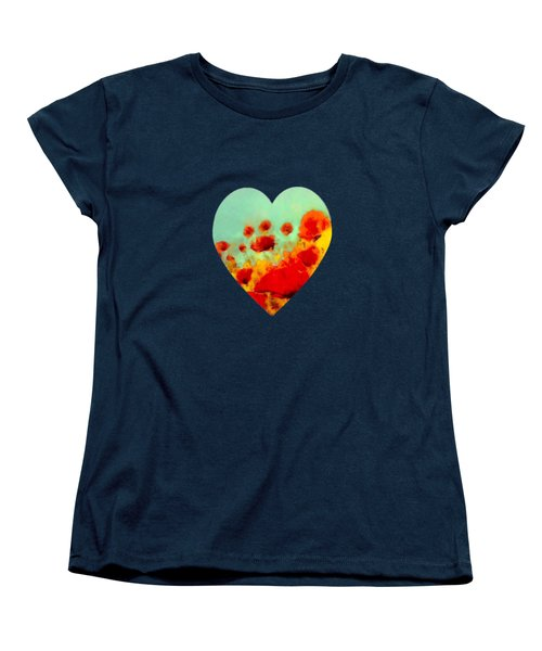 Poppy Time Women's T-Shirt (Standard Fit)