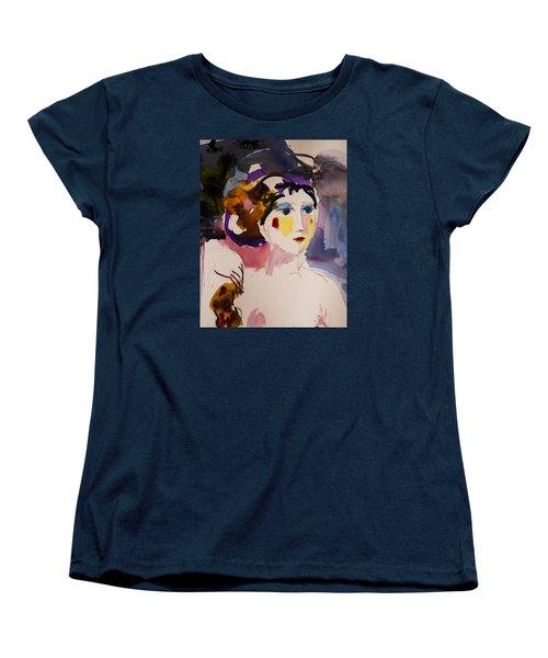 Portrait Of Joy Women's T-Shirt (Standard Cut)