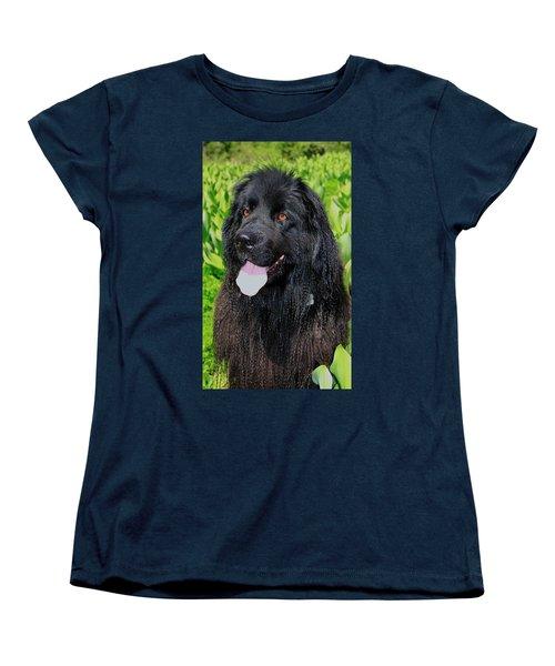 Portrait Of Sierra Women's T-Shirt (Standard Cut)