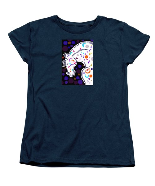 poster HORSE Women's T-Shirt (Standard Cut) by Mary Armstrong
