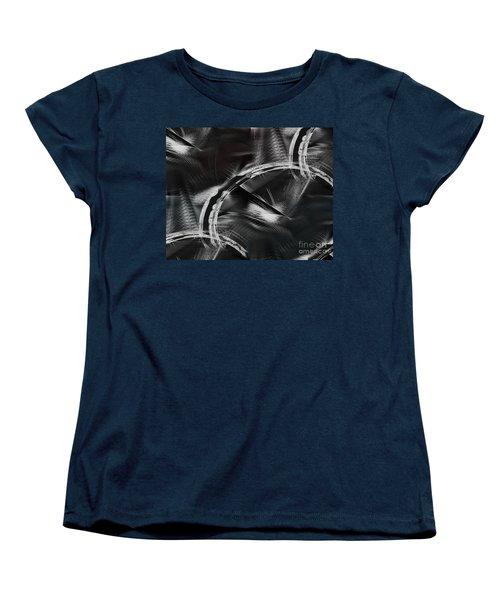 Powers Of Dark Women's T-Shirt (Standard Cut)
