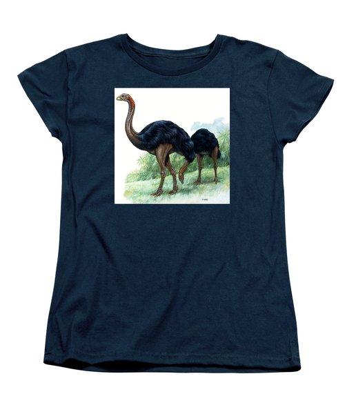 Pre-historic Birds Women's T-Shirt (Standard Cut)