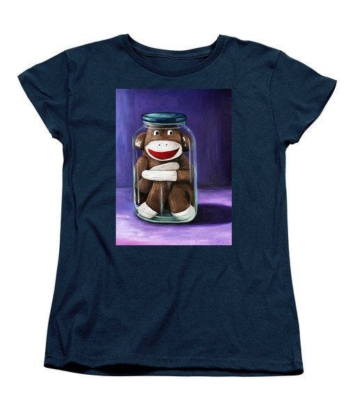 Preserving Childhood 3 Women's T-Shirt (Standard Cut) by Leah Saulnier The Painting Maniac