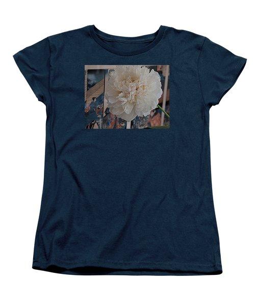 Pretty As A Print Women's T-Shirt (Standard Cut) by Nancy Kane Chapman