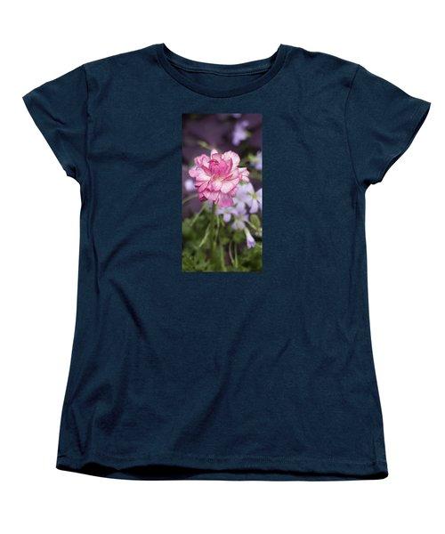 Pretty In Pink Women's T-Shirt (Standard Cut) by Morris  McClung