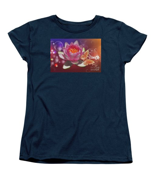 Pretty Items Women's T-Shirt (Standard Cut) by Geraldine DeBoer
