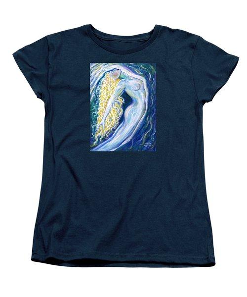 Probing The Depths Women's T-Shirt (Standard Cut)