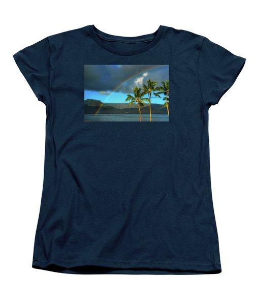 Women's T-Shirt (Standard Cut) featuring the photograph Promise Of Hope by Lynn Bauer