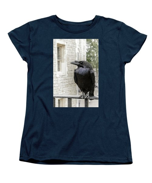 Women's T-Shirt (Standard Cut) featuring the photograph Protector Of The Crown by Christina Lihani