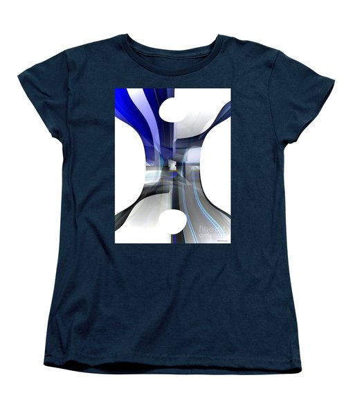 Purity Women's T-Shirt (Standard Cut) by Thibault Toussaint