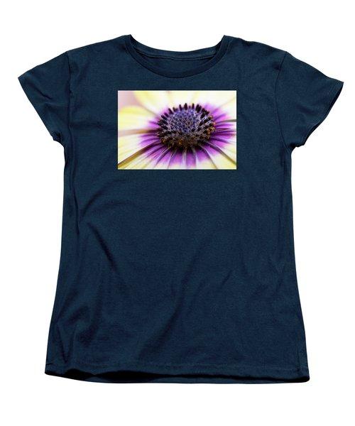 Purple Passion Women's T-Shirt (Standard Cut) by Deborah Scannell