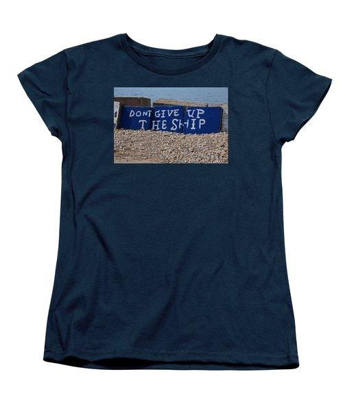 Put-in-bay Shoreline II Women's T-Shirt (Standard Cut) by Michiale Schneider