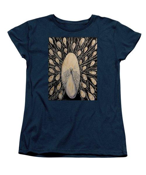 Quiet Ways Women's T-Shirt (Standard Cut) by Lisa Aerts