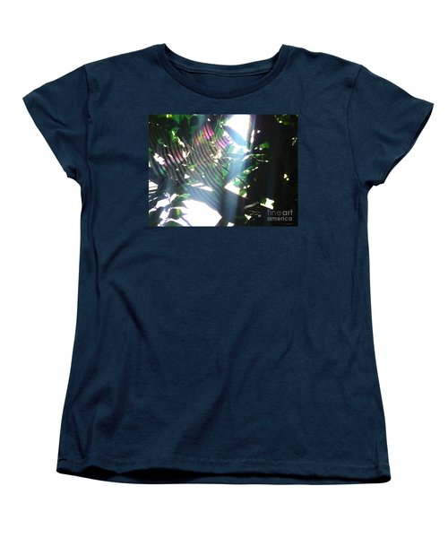 Women's T-Shirt (Standard Cut) featuring the photograph Radiance by Megan Dirsa-DuBois