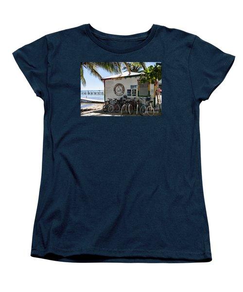 Raggamuffin Women's T-Shirt (Standard Cut) by Lawrence Burry