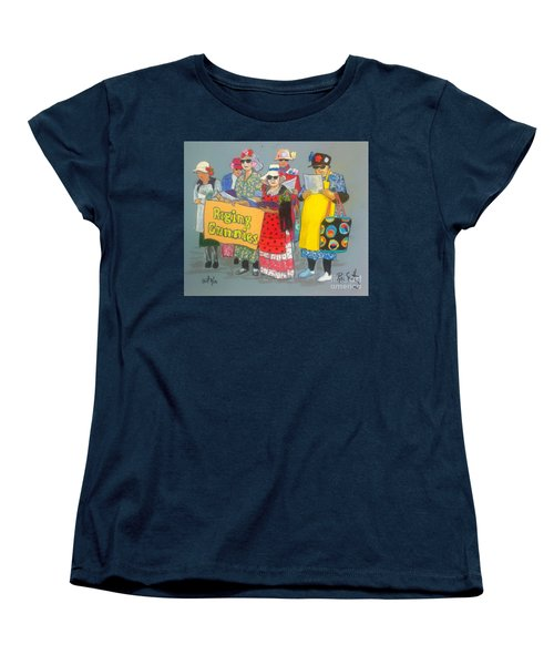 Raging Grannies  Women's T-Shirt (Standard Cut) by Rae  Smith