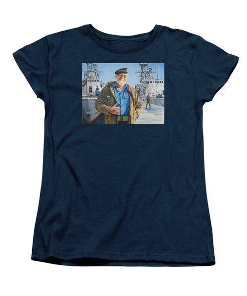 Ras Women's T-Shirt (Standard Cut) by Tim Johnson