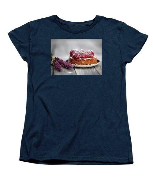 Raspberry Tarte Women's T-Shirt (Standard Cut)