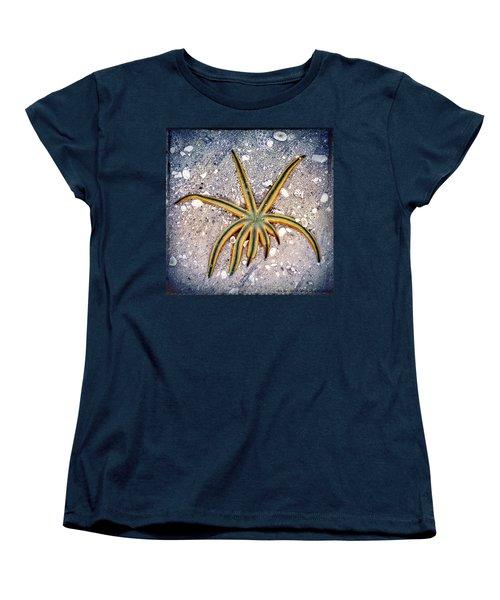Rasta Star Women's T-Shirt (Standard Cut) by Robert FERD Frank