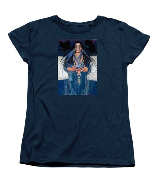 Raven Medicine Women's T-Shirt (Standard Cut)