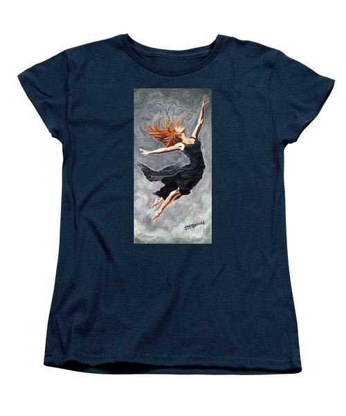 Reach For The Stars Women's T-Shirt (Standard Cut)