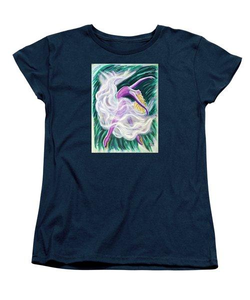 Reaching Out Women's T-Shirt (Standard Cut)
