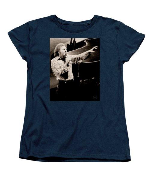 Reaching Out Women's T-Shirt (Standard Cut) by Ron Chambers