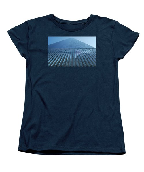 Reaching To Heaven Women's T-Shirt (Standard Cut)