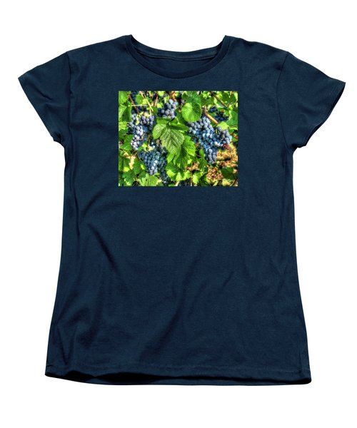 Ready For Harvest Women's T-Shirt (Standard Cut) by Alan Toepfer